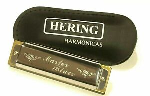 70% OFF Hering Master Blues +BUY 4 Get EXTRA 10% OFF-ABS-Leather Case-Brazil NOS