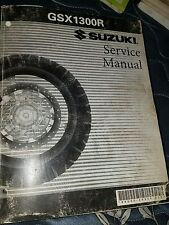 2008 SUZUKI GSX1300R Service Manual