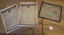 Harry Potter Gift Set Mousemat / Acceptance Letter / Wand /  Sorting hat Pendant