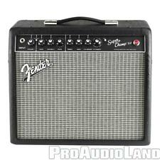 Fender Super Champ X2 Tube 15 Watt Guitar Amplifier w/ Effects Amp Models NEW
