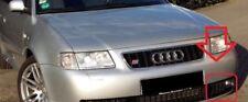 Genuine Audi S3 8L 97-03 Parachoques Delantero Izquierda N/S 8L9807681 Negro Parrilla de luz de niebla
