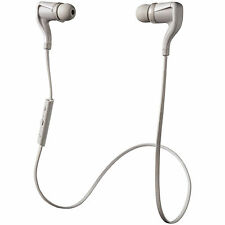 Original PLANTRONICS BackBeat GO2 Wireless Earbuds Heatset 89800-05 - Weiß - NEU