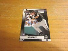 Paul Konerko 2002 Donruss Fan Club Credits #29 #'d 090/100 Card MLB White Sox