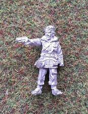 28mm WW2 British Airborne Paratrooper HQ Command General Officer NCO Pegasus A