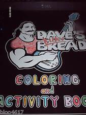2 DAVE'S KILLER BREAD COLORING/WORD SEARCH/COMICS/MEMORY GAME/BOOK/COLLECTORS