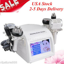8 in 1 Cavitation Vacuum Anti-aging Multipolar Tripolar RF BIO Hammmer Body Care