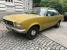 Opel Rekord D-Coupe