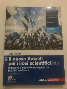 Il nuovo amaldi per i licei scientifici 3