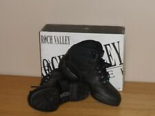 Roch Valley High Top Dansneakers in Black size 2 Brand New