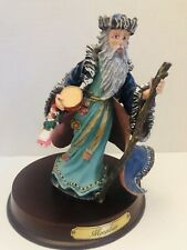 Vintage Duncan Royale Santa Mongolian Mini Santa 2nd Ed 6000 Holiday Christmas
