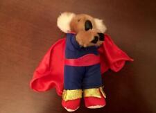 Koala Bear toy - super hero costume 1985 Koala Kids