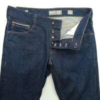Mustang OREGON Mens  Jeans W31 L33 Blue Slim Tapered