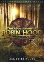 Adventures of Robin Hood - The Complete First  New DVD