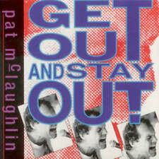 Pat McLaughlin - Get Out And Stay Out! - CD Country Rock / Rock / Folk / Country