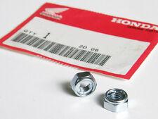 Honda CLUTCH & BRAKE LEVER LOCK NUT cb1000 cb900 cb750 cb650 cb550 cb500 cb400f