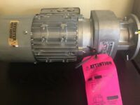 NORD GEAR GEARED MOTOR TYPE: SK80L/4 TYPESK80L/4 230/460V NEW IN BOX