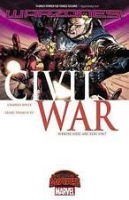Civil War: Warzones!, Yu, Lenil F, Soule, Charles, New Book