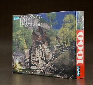 Vintage 1995 GUILD 1000 Pc Puzzle DEAD HORSE MILL, COLORADO NEW FACTORY SEALED