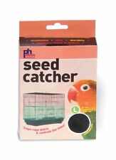 """Prevue Pet Products Mesh Bird Seed Catcher 13"""" H, Large Size Random Colors"""