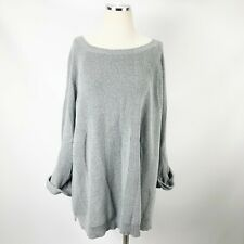 Avenue 26 28 Gray Waffle Thermo Blouse Warm Machine Wash