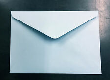 50 x C5 (162X229) PASTEL BLUE ENVELOPES 100% RECYCLED