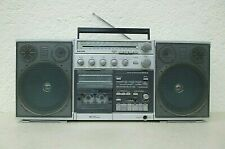 GHETTOBLASTER PHILIPS  D 8634 / 02  MARK II  Stereo Radiorecorder