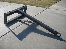 "Bobcat Skid Steer Attachment - 74"" Straight Tree Boom Lifting Pole - Ship $149"