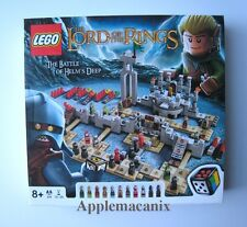 SEALED - NEW LEGO 50011 Battle Helms Deep Lord Of The Rings - LOTR Board Game