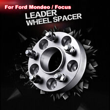For Ford Mondeo Wheel Spacers Wheel Adapters 5x108 mm Center Bore 63.4 mm 2pcs