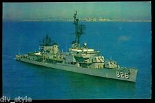 USS Agerholm DD-826 postcard US Navy Destroyer warship