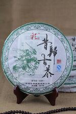 357g cake CaiCheng Yunnan raw puerh tea raw puer tea green tea XiGui Year 2011