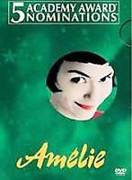 Amelie DVD Jean-Pierre Jeunet(DIR) 2001