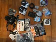 Nikon D D5300 24.2MP Digital SLR Camera -Kit w/ AF-S DX 18-55mm VR II Len & more