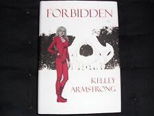 KELLEY ARMSTRONG – Forbidden, an illustrated Otherworld novella (Hardback, 2012)