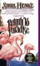 Return to Paradise (Leisure historical romance)-ExLibrary