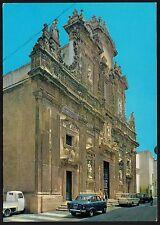 AA0093 Lecce - Provincia - Gallipoli - Il Duomo - Auto parcheggiate