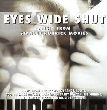 Compilation ‎CD Eyes Wide Shut - Music From Stanley Kubrick Movies - Belgium