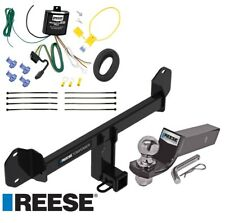 "Reese Trailer Tow Hitch For 11-19 BMW X3 Complete Package w/ Wiring and 2"" Ball"