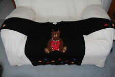Quacker Factory Reindeer Christmas Sweater 2X