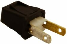 Leviton Brown 2 Prong EZ 123 Plug 10 AMP 125 VAC 20-18 AWG Pack of 2