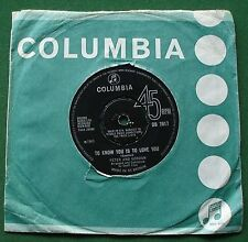 "Peter and Gordon To Know You is To Love You DB 7617 1965 7"" Single"