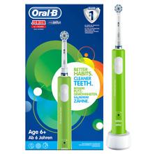 Oral-B Junior, elektrische Zahnbürste, Grün