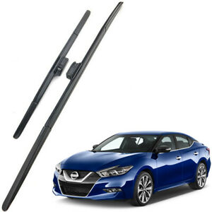 Genuine OEM Front Windshield Wiper Blade For 2016-2020 Nissan Maxima Full Series