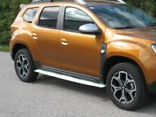 Seitenschweller / side skirts Dacia DUSTER ab 1/18 - (PP 25649)
