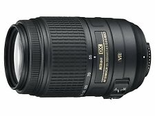 Nikon 55-300mm VR Lens for D3100, D3200, D5100, D5200, D7000 - Import Model
