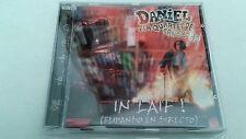 """DANIEL Y LA QUARTET DE BAÑO BAND """"IN LAIF! (FLIPANDO EN DIRECTO)"""" CD 13 TRACKS"""