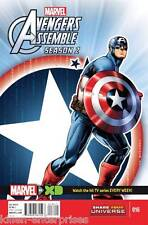 Marvel Universe Avengers Assemble Season Two #16 Comic Book 2016 - Marvel