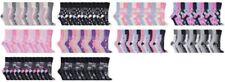 Gentle Grip Machine Washable Everyday Socks for Women