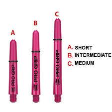 Target Pro Grip Nylon Shafts - Pink