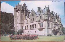 Irish Postcard BELFAST CASTLE Northern Ireland UK Qualyfoto Ranscombe 1969